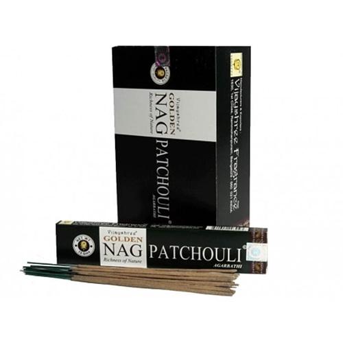 Incense Golden Nag Patchouli