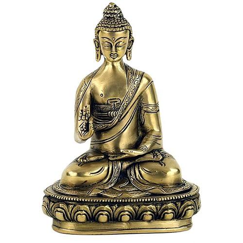 Buddha Teaching single colour