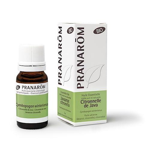 Essential oil citronella Java Pranarom organic