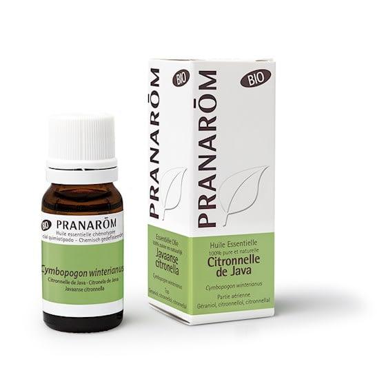 Etherische olie Javaanse citronella Pranarom BIO