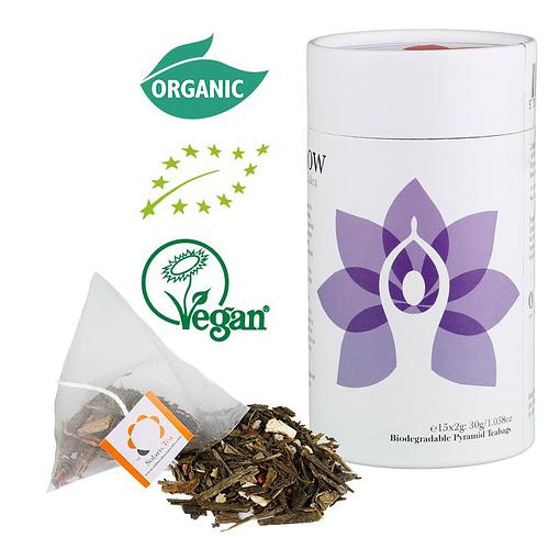 Solaris Biologischer Tee Kronenchakra