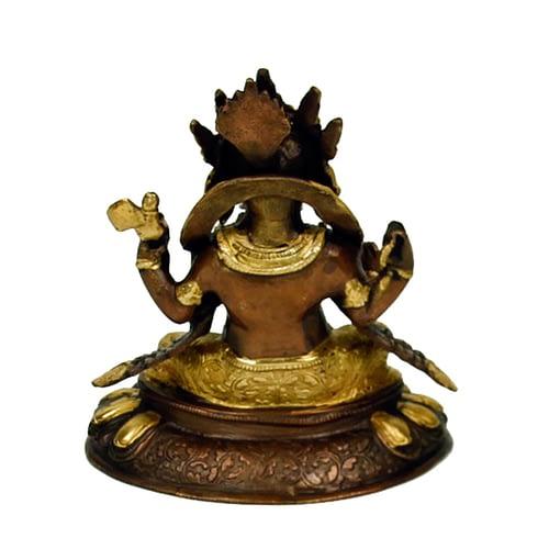 Ganesha brass 2 colours