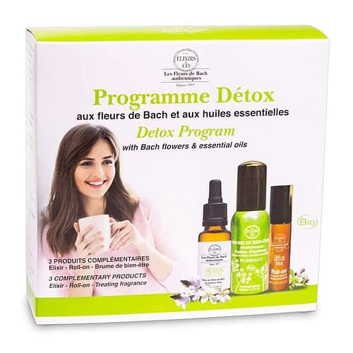 Bach producten Elixirs&Co