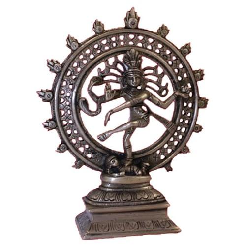 Shiva Nataraj brass 1 colour