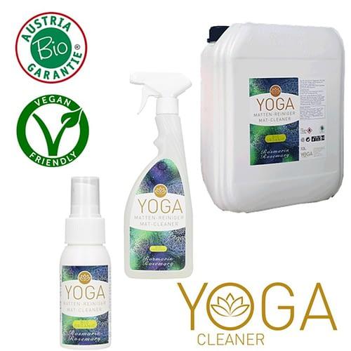 Yogamatten reinigers bio