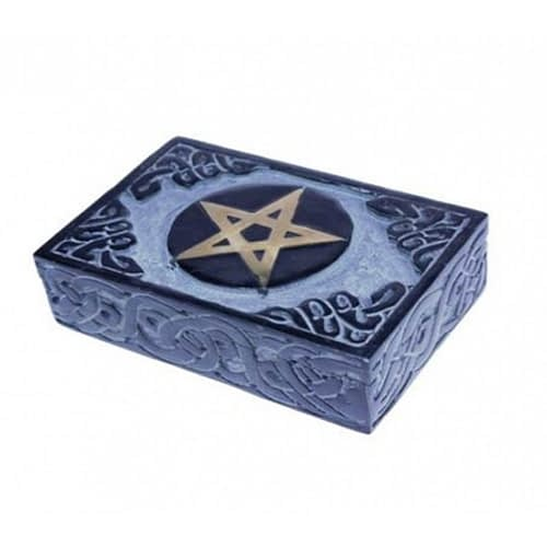 Tarotbox Pentangle soapstone