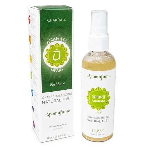Aromafume natuurlijke luchtverfrisser 4e chakra 3 stuks