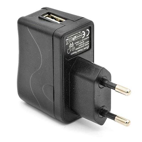 Adapteur 5V pour cable USB lampe de sel à LED