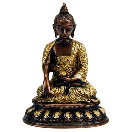 Buddha Shakyamuni statue 2 colours