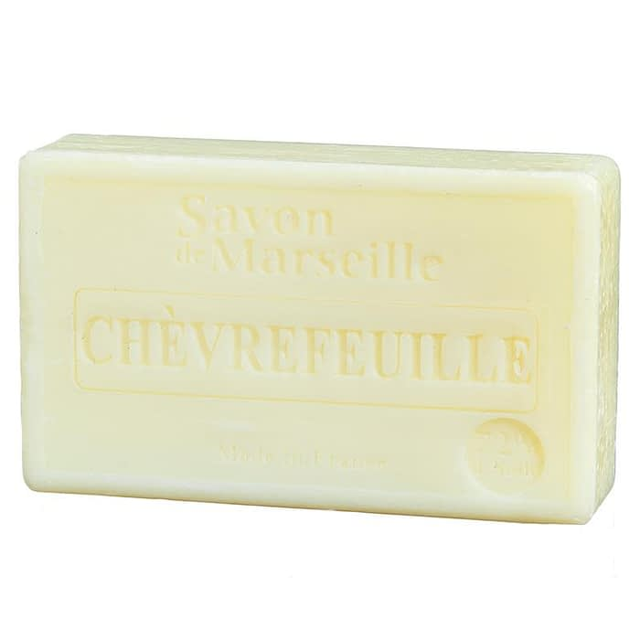 Le Chatelard 1802 Natural Marseille soap Honeysuckle 100 g