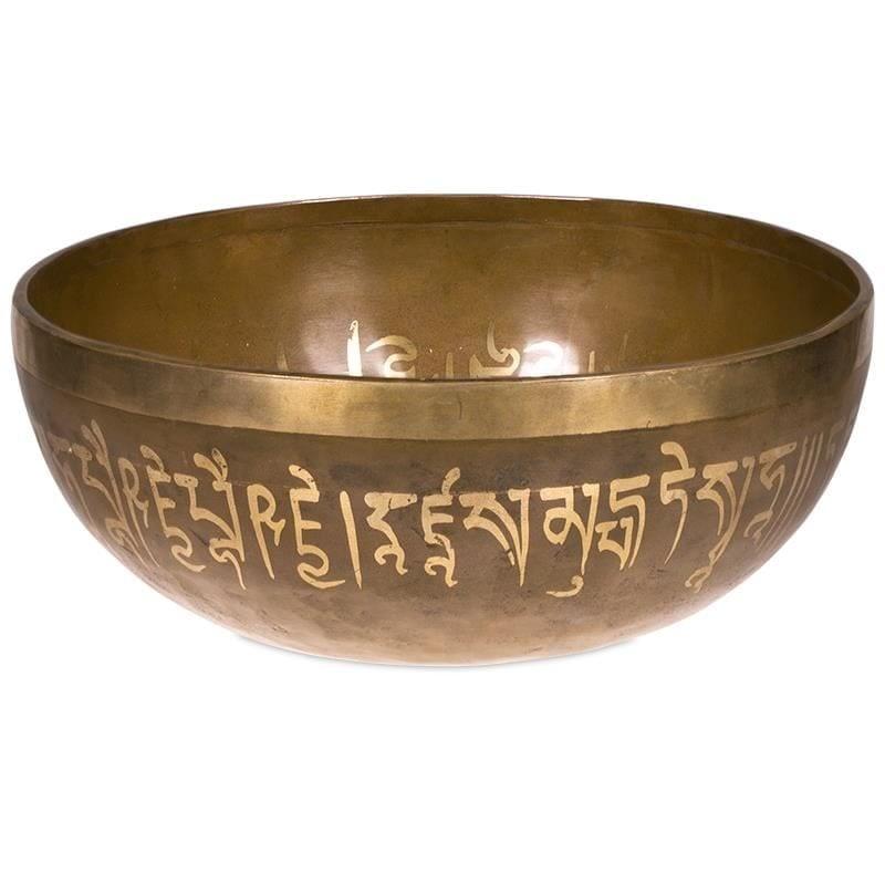 Medicijn Boeddha klankschaal 27 cm