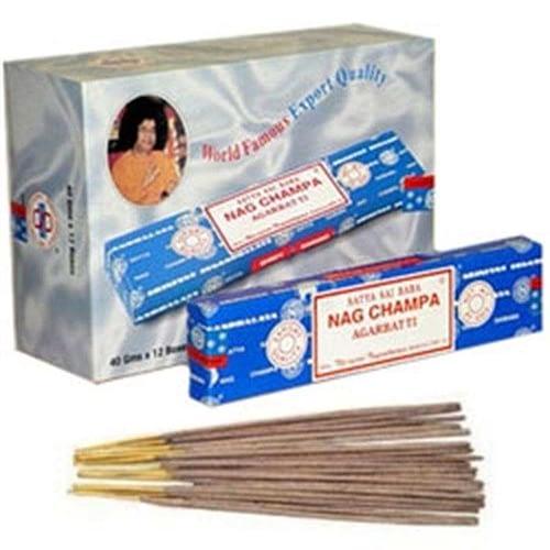 Incense Satya Nag Champa
