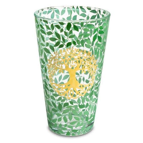 Drinking glass Tree of Life 2 pieces