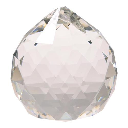 Feng-Shui Crystal Sphere Clear AAA Quality medium