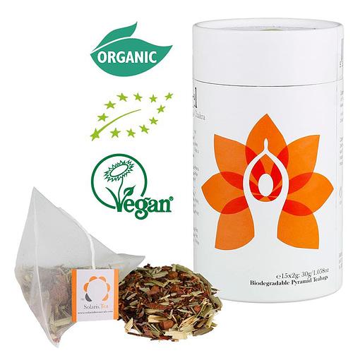 Solaris Biologischer Tee Sakralchakra