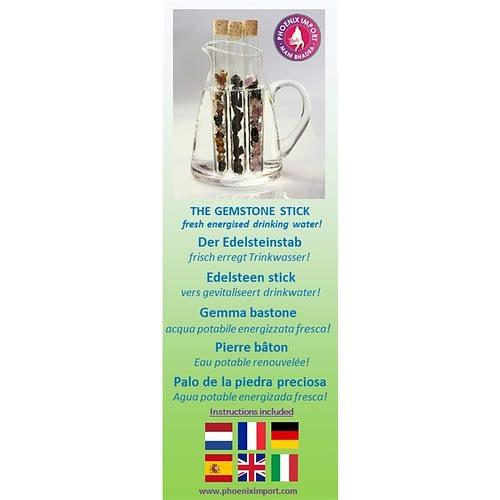 Water purifying gem stick 5 Elements mix