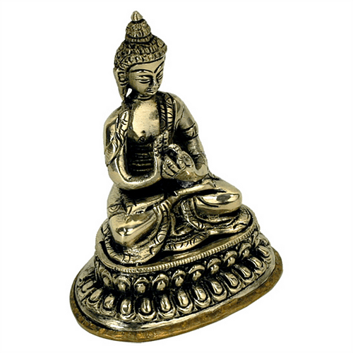 Mini statuette Buddha Vairochana