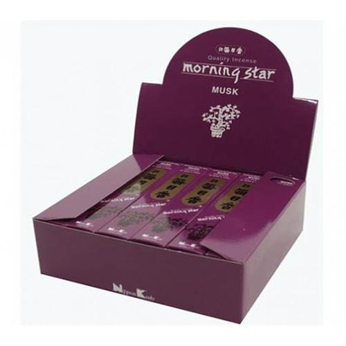 Incense Morning Star Musk