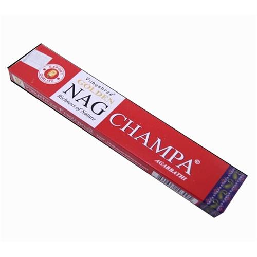 Incense Golden Nag Champa
