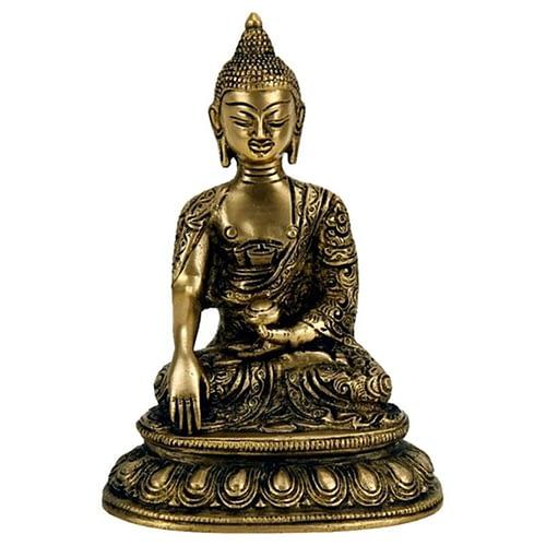Buddha Shakyamuni statue single colour