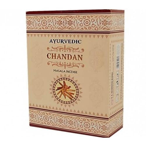 Räucherwerk Ayurvedisches Masala Chandan premium
