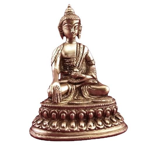 Mini statuette Buddha Ratnasambhava