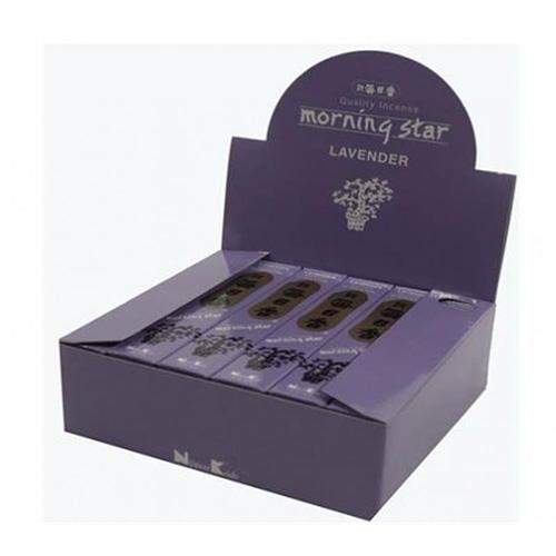 Encens Morning Star Lavande