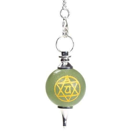 Pendulum 4th chakra Anahata