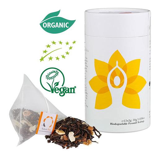 Solaris Biologischer Tee Solarplexuschakra