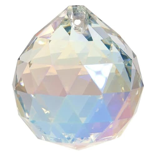 Feng-Shui Crystal Sphere bright pearl AAA Quality