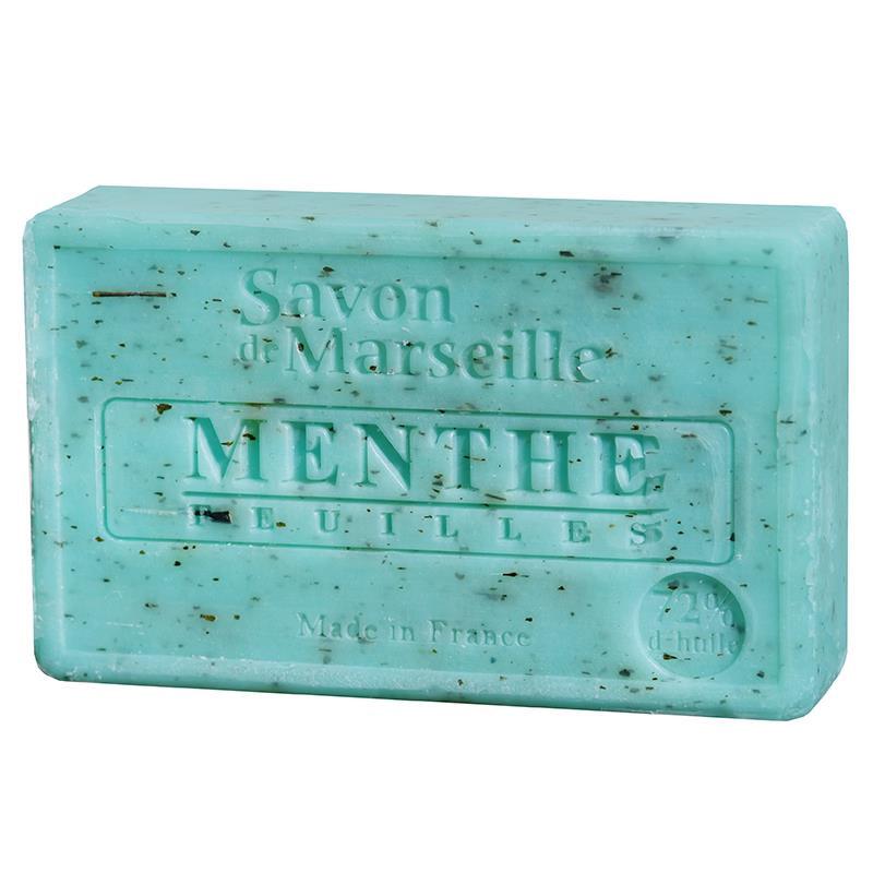 Le Chatelard 1802 Natuurlijke Marseille zeep Muntblaadjes 100 g