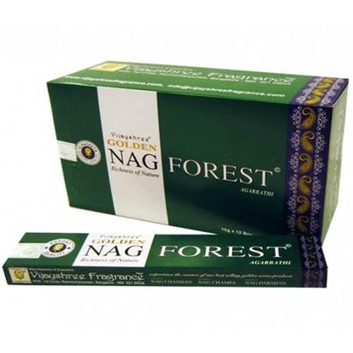 Incense Golden Nag Forest