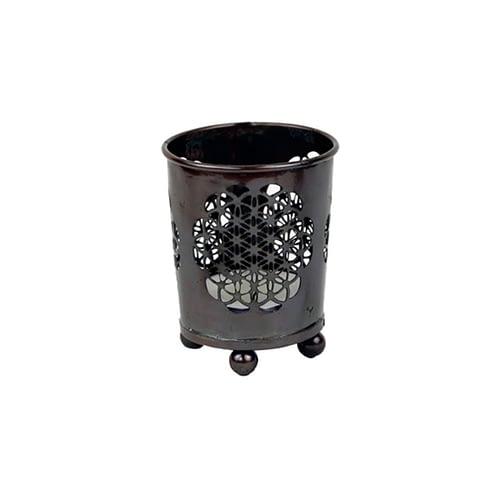 Teelichthalter Blume des Lebens