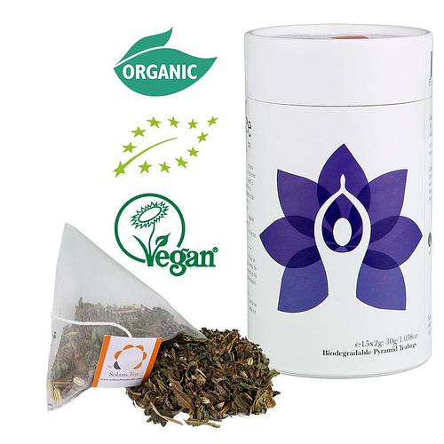 Solaris Biologischer Tee Stirnchakra