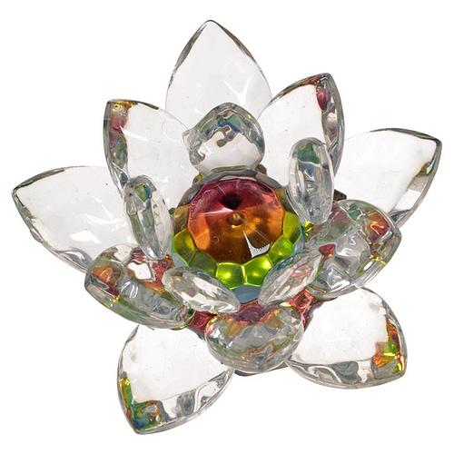 Kristall Lotus klein
