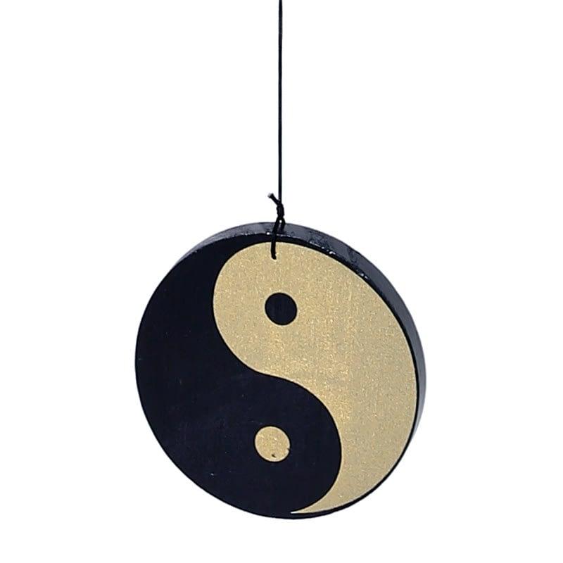 Windchime Yin Yang five chimes