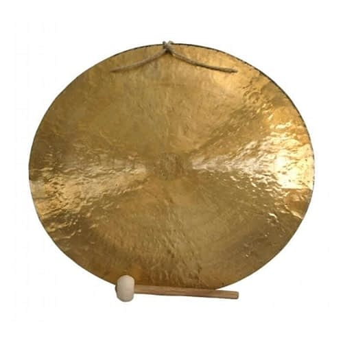 Gongs, gong bags and gong stands