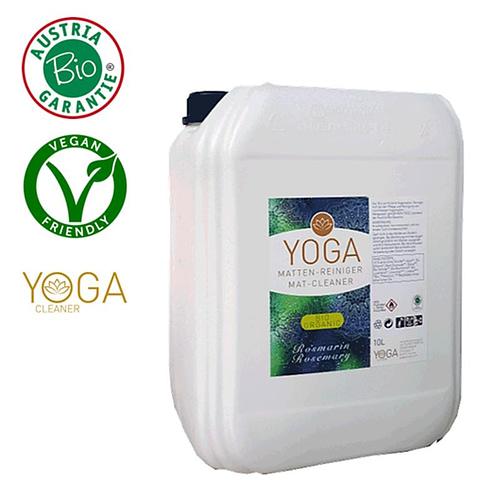 Planet Pure Nettoyant tapis de yoga biologique Romarin 10L
