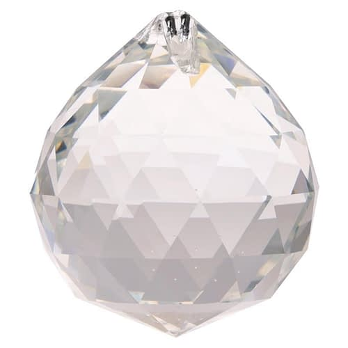 Feng-Shui Crystal Sphere Clear AAA Quality largest