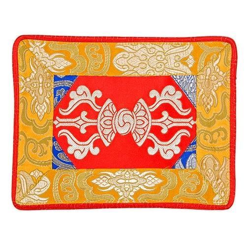 Klankschalen- oder Altartuch Dorje Brokat