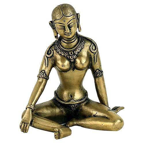 Parvati single coloured
