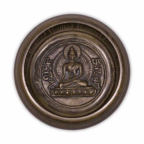 Buddha Singing Bowl 11 cm