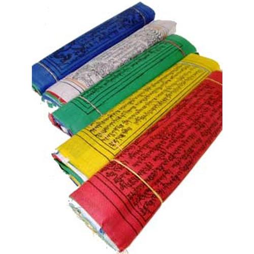 Tibetanische Gebetsfahnen