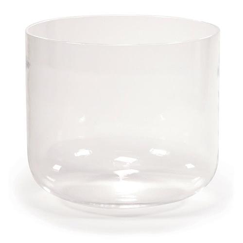 Singing Bowls Quartz - Crystal clear