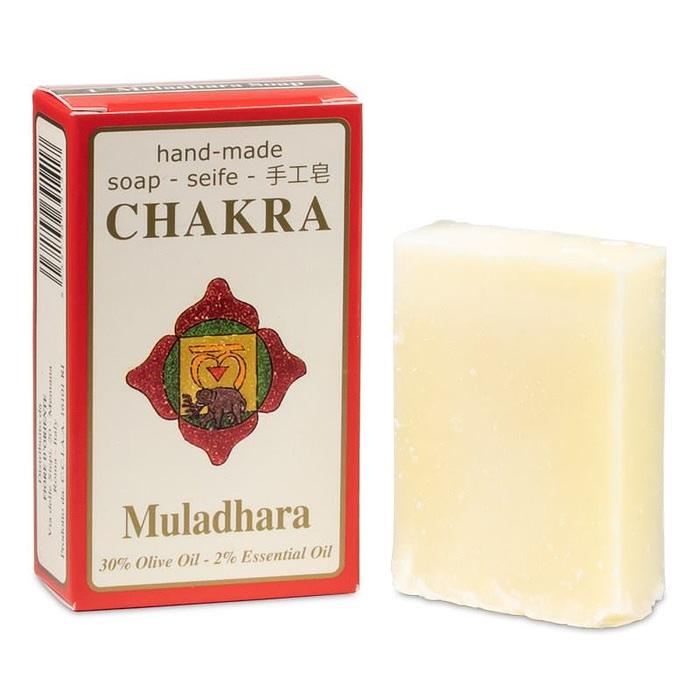 Seife 1. Chakra Muladhara 70 g