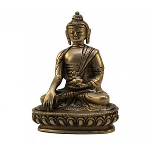 Buddha Akshobya statue