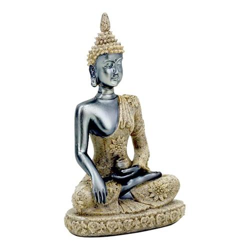 Bouddha statuette de sable