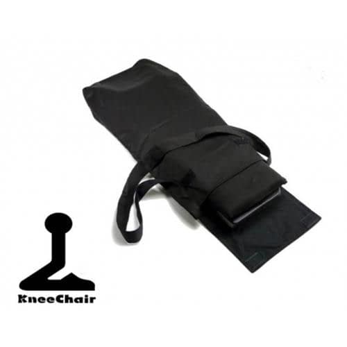 Bag meditation bench black