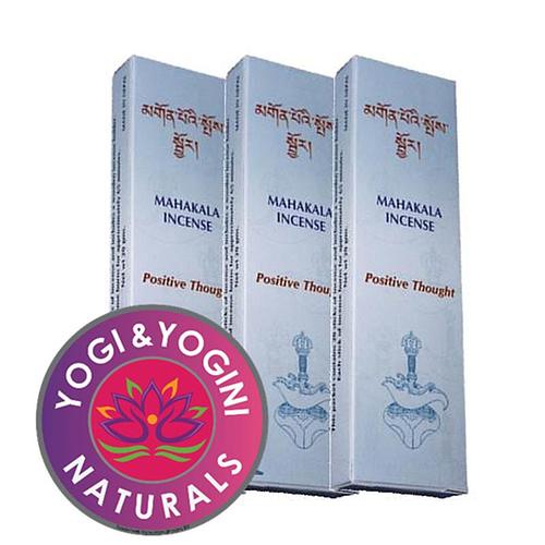 Tibetischer Weihrauch Mahakala Positive Gedanken