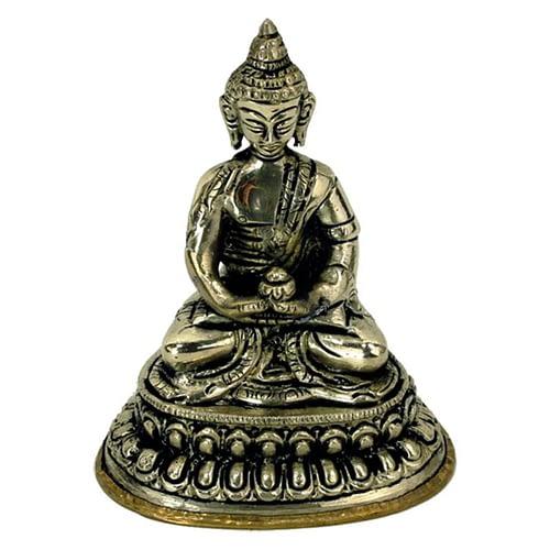 Mini statuette Buddha Amithaba